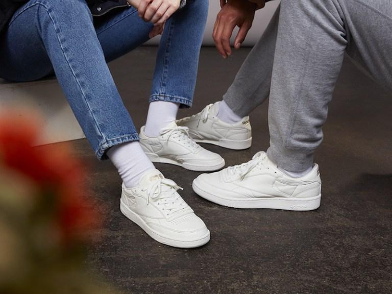 "Sneakersnstuff x Reebok Club C 85 ""Premium"""