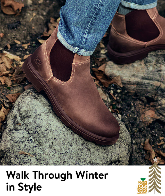 Boots for Winter: Rugged Meets Style
