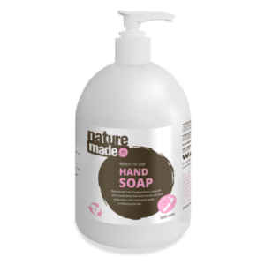 naturemade hand soap