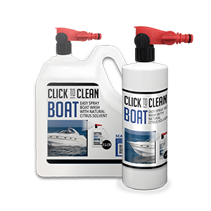 Click To Clean – Boat Cleaner