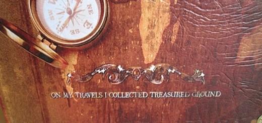 Travel Treasure Book