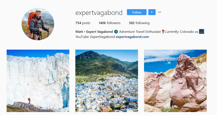 expertvagabond - Best Travel Blogs To Explore The Globe With – 2018