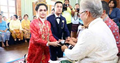 "Phuket province invites couple to join ""the 9th Phuket Baba Wedding"" to promote the traditional uniqueness of weddings in Phuket"