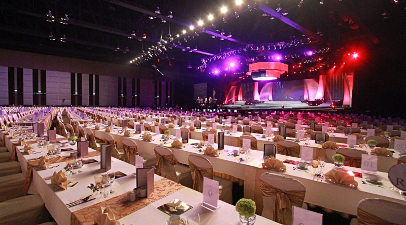 Centara Grand & Convention Centre At CentralWorld Bangkok Reaffirms As Thailand's Leading MICE Venue