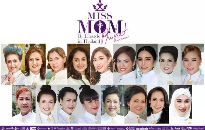 Miss Mom Phuket 2019