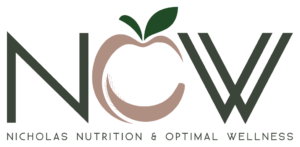 Nicholas Nutrition  Optimal Wellness NOW