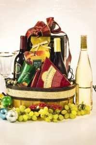 food gift basket christmas gift idea