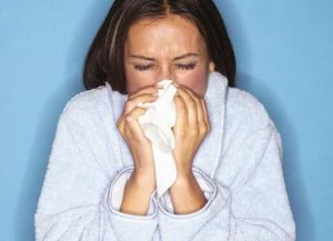 surviving cold and flu