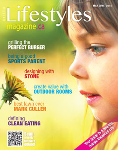 Cover of Orillia Lifestyles Magazine May June Issue