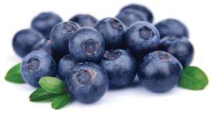 blueberries blue berries