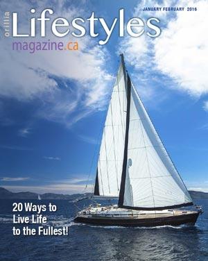 Lifestyles Magazine cover January February 2016