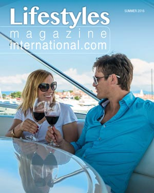 Lifestyles Magazine cover summer 2016 issue