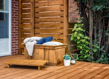 yard and deck design for function