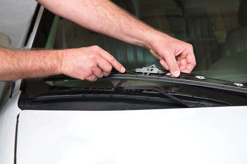 prep wiper for Prepare vehicles for harsh weather