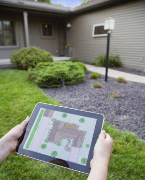 planning your garden yard