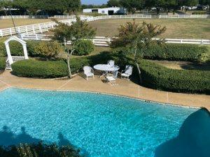 Dallas TV Show pool