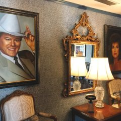 TV's Dallas…Southfork Ranch a Mecca For Dallas Kitsch