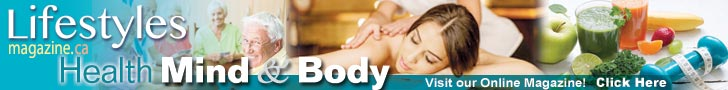 Health Mind and Body Lifestyles special section magazine