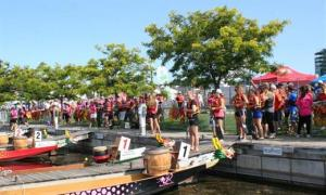 Barrie Dragon Boat Festival @ Barrie Waterfront - Heritage Park | Barrie | Ontario | Canada
