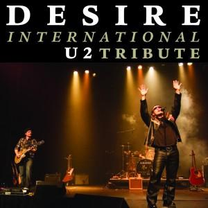 Desire-Premiere Tribute to U2 @ Orillia Opera House   Orillia   Ontario   Canada