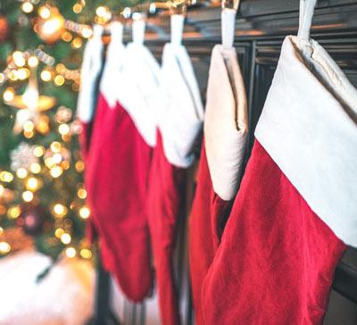 holicay stocking, christmas sock