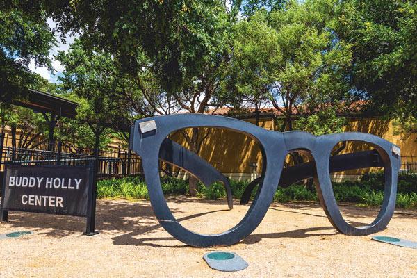 Buddy Holly Center Texas