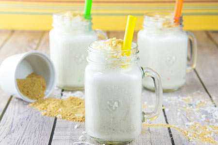 Coconut Cream Pie Milkshake