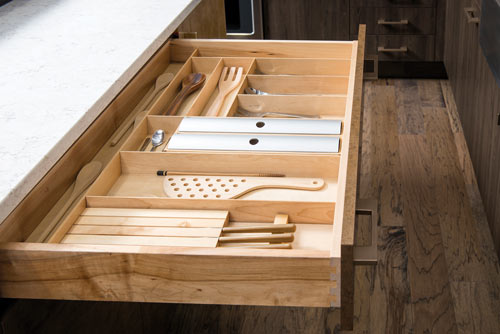 kitchen drawer upgrade