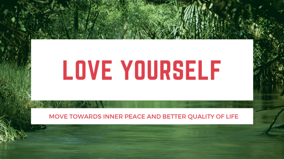 Love Yourself, Accept Yourself: A Journey to Inner Peace