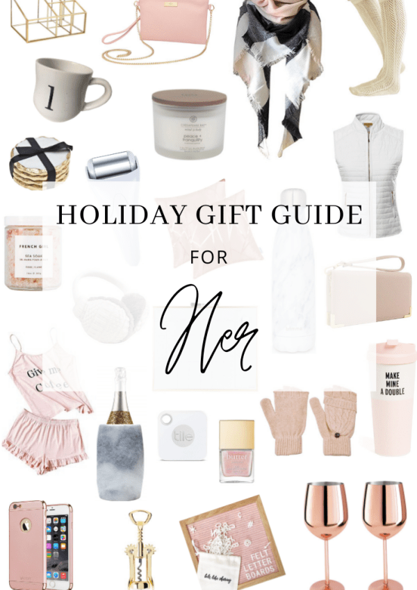 Holiday Gift Guide for Her – 25 Gifts under $25