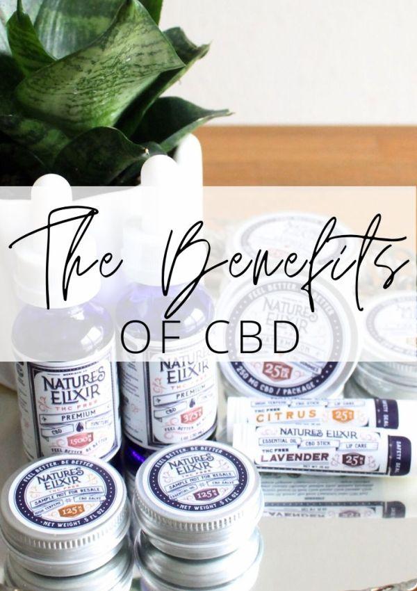 The Benefits of Using CBD