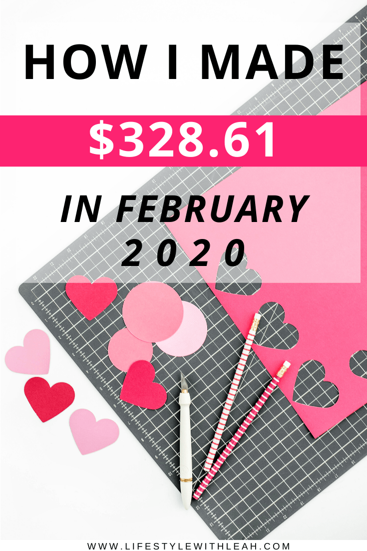 february 2020 blogging income report