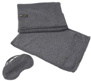 Cashmere Travel Blanket
