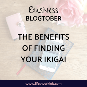 Finding Your Ikigai Cover