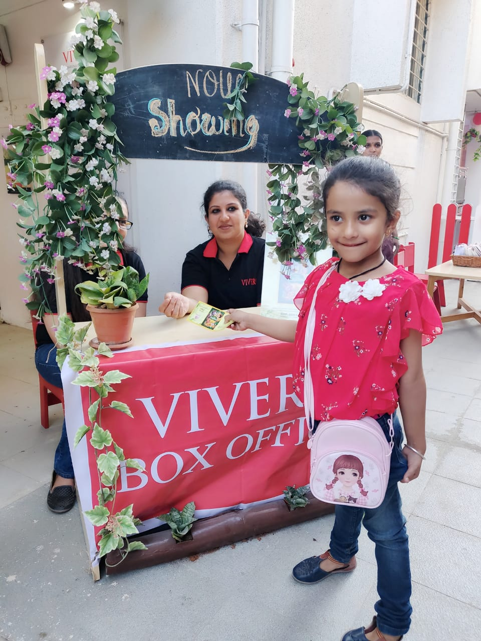 An evening full of fun at Vivero International pre-school and childcare