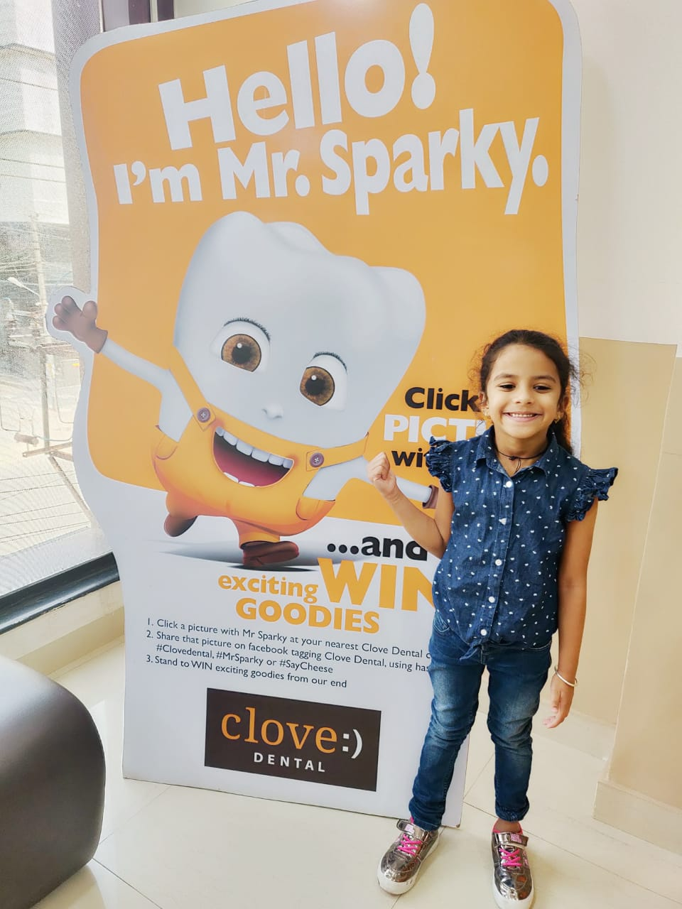Clove Dental raising awareness on dental hygiene and its importance