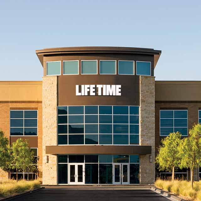 Lifetime Fitness Mason