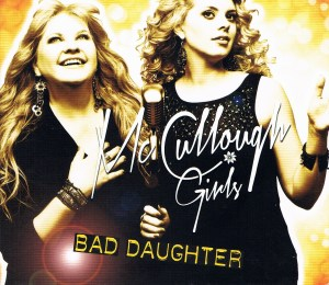 Bad Daughter cd cover