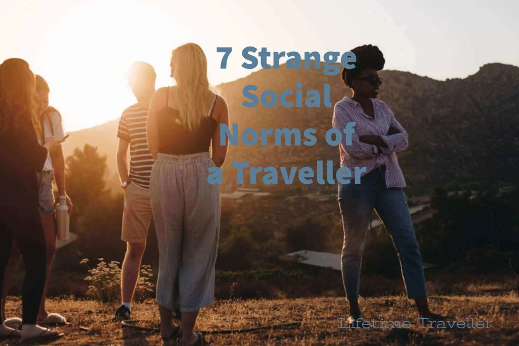 7 Strange Social Norms of Traveller