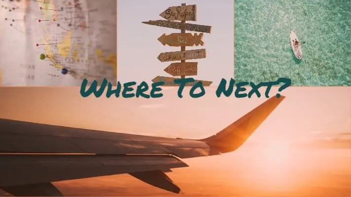 Where to Next- plan your next trip in easiest way