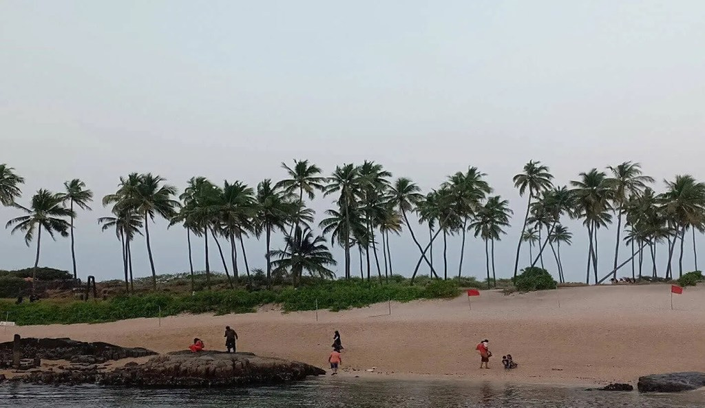 Best Beaches in India- St. Mary's Udupi by Lifetime Traveller