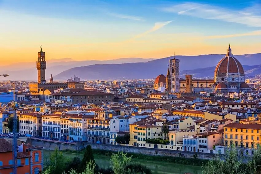 Florence Italy best places to visit, Where To Travel Based On Your Zodiac Sign