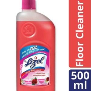 Lizol Floor Cleaner 500ml Floral