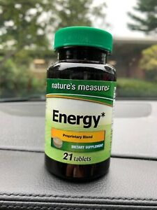 Energy Nature's Measure 21 tablets