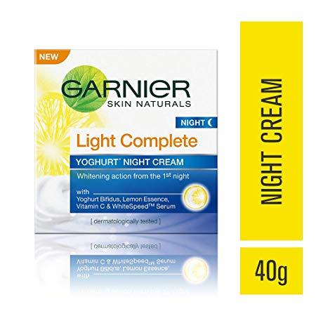 Garnier Night Cream bd