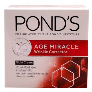 ponds age miracle night cream bd