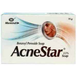 Acne star soap
