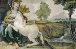 The unicorn, an ancient myth