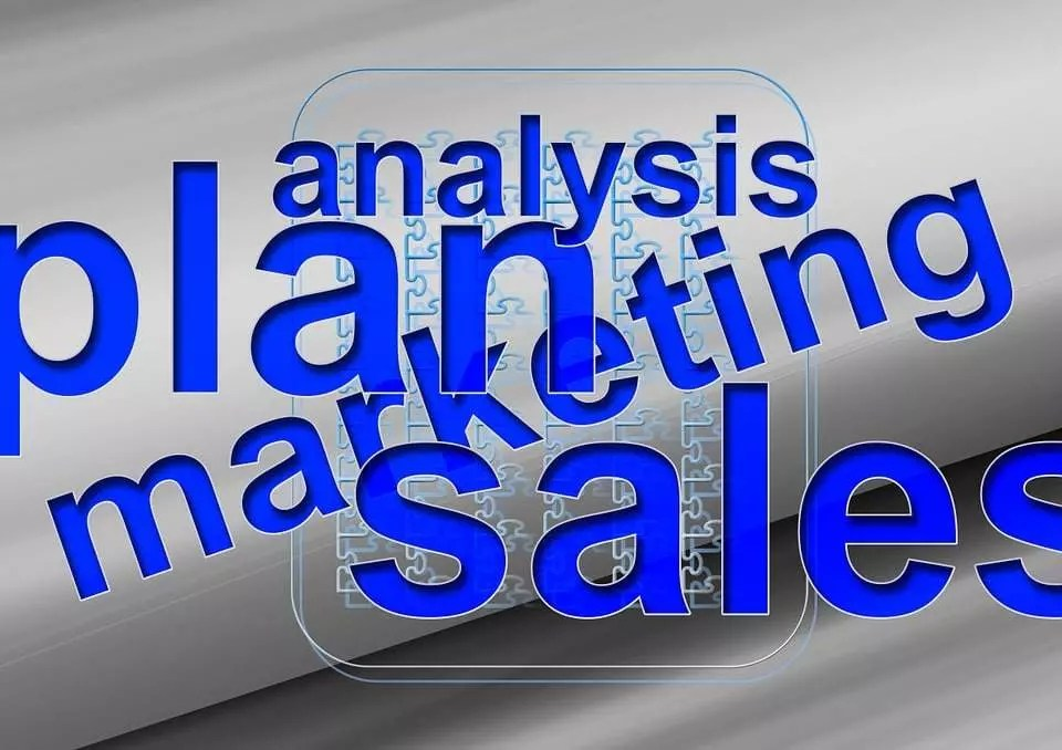 Sales requires preparation which means good marketing information