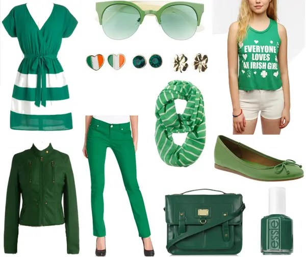 St. Patricks Day Clothing & Accessories